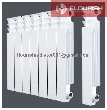 Hot Water  Heating Radiator /Die Casting Aluminum Radiator FLSB-500C