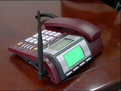GSM Fixed Wireless Payphone (Model: G8880)