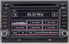 VW Golf/Passt/Jetta/Tiguan/T5 dvd player