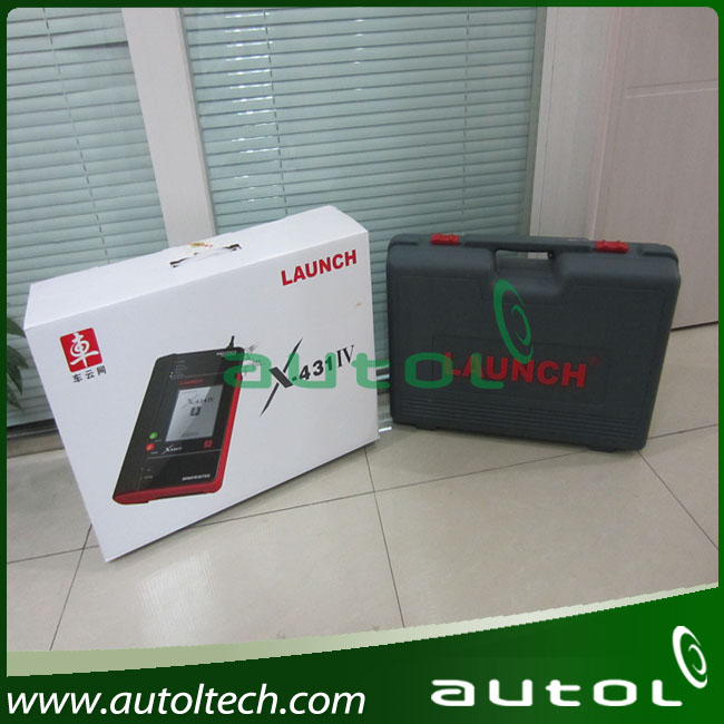 launch X-431 IV Vehicle Diagnostic Tools