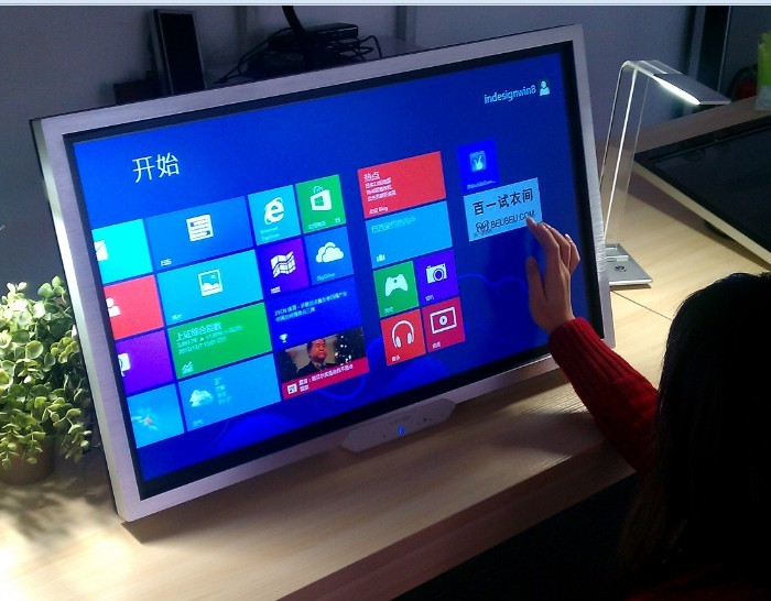 Touch Screen all in one PC