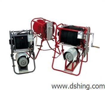 DSHJ1031 Portable Electric Winch