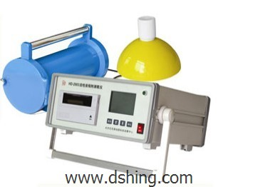 DSHD-2003  Active Carbon Adsorption Radon Meter