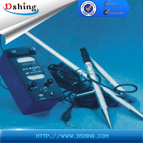 DSHS-3 Very Low Frequency (VLF) Electromagnetic Instrument