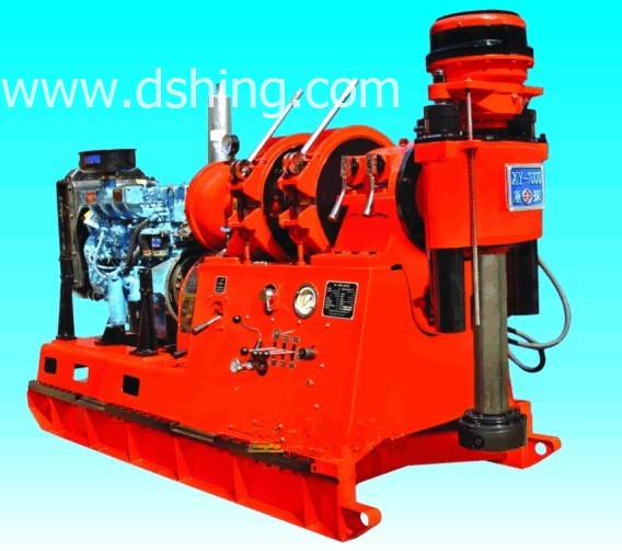DSHY-1000 Core Drilling Machine Of Spindle Type