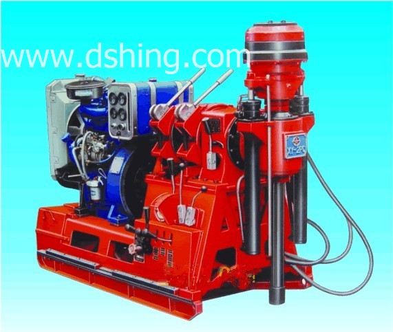 DSHY-2PC Drilling Machine