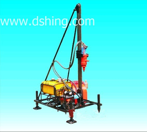 DSHY-30 Hydraulic Exploration Drill Rig For Mountainous Area
