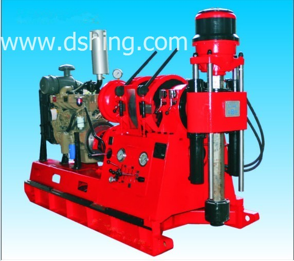 DSHY-44C Powerful Hydraulic Core Drilling Rig