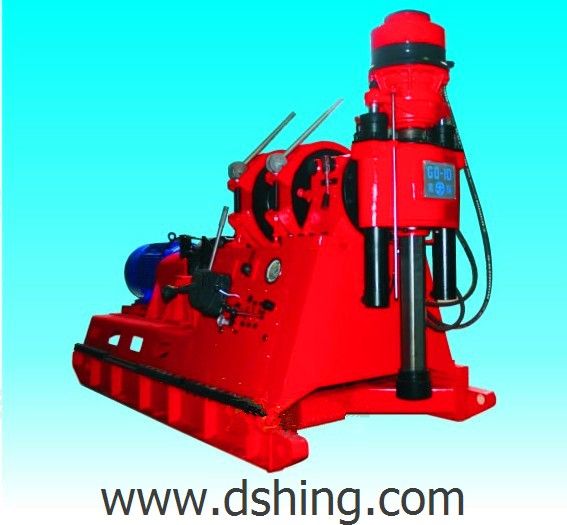 DSHQ-10 Engineering Drilling Machine