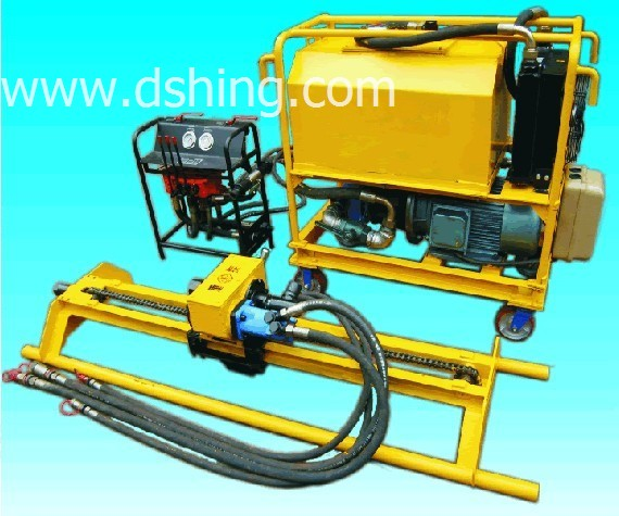 DSHY-30G Hydraulic Trunnel Drill Rig