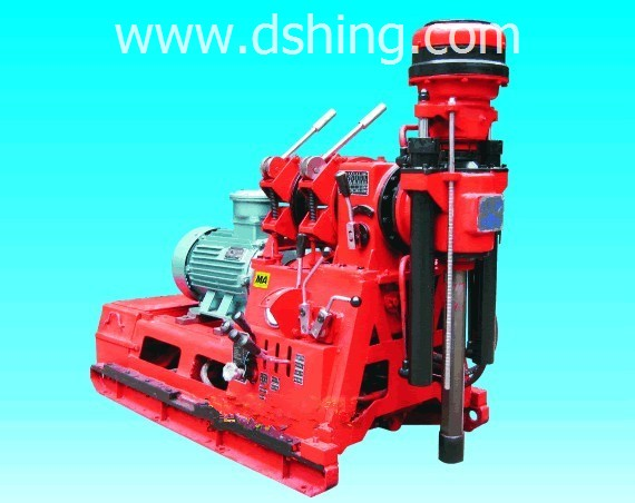 DSHJ-800 Tunnel Drilling Rig