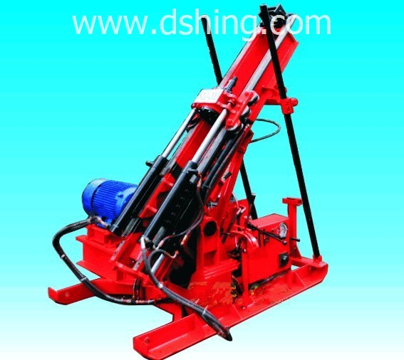 DSHJ-200 Mechanical Top-drive Head Underground Drilling Rig