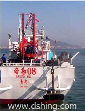 DSHD-200 Sea Engineering Geological Exploration Drilling Rig