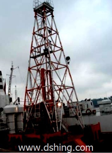 DSHD-600 Sea Engineering Geological Exploration Drilling Rig