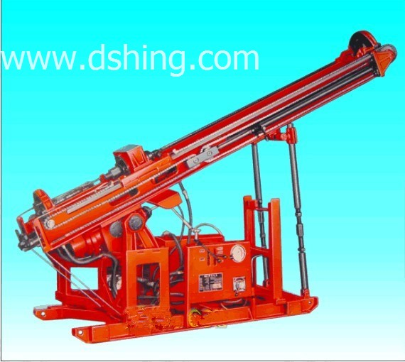 DSHJ-50 Top Drive Head Portable Water Well Drilling Rig