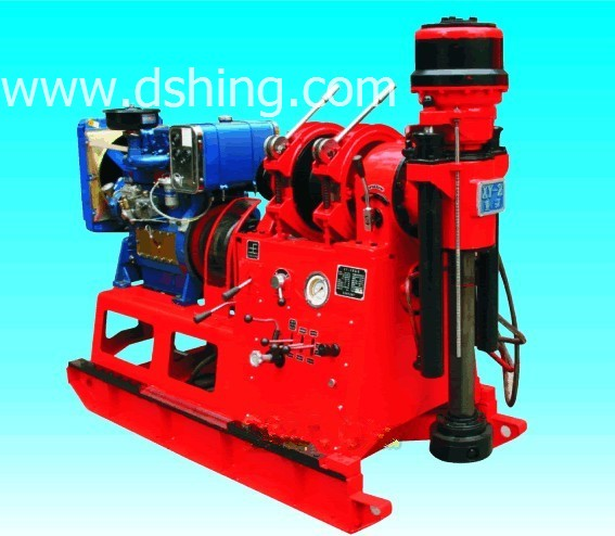 DSHY-2 Powerful Portable Water Well Drilling Rig