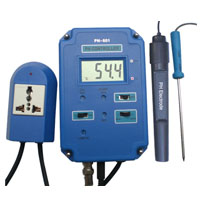 Digital pH/Temperature Controller