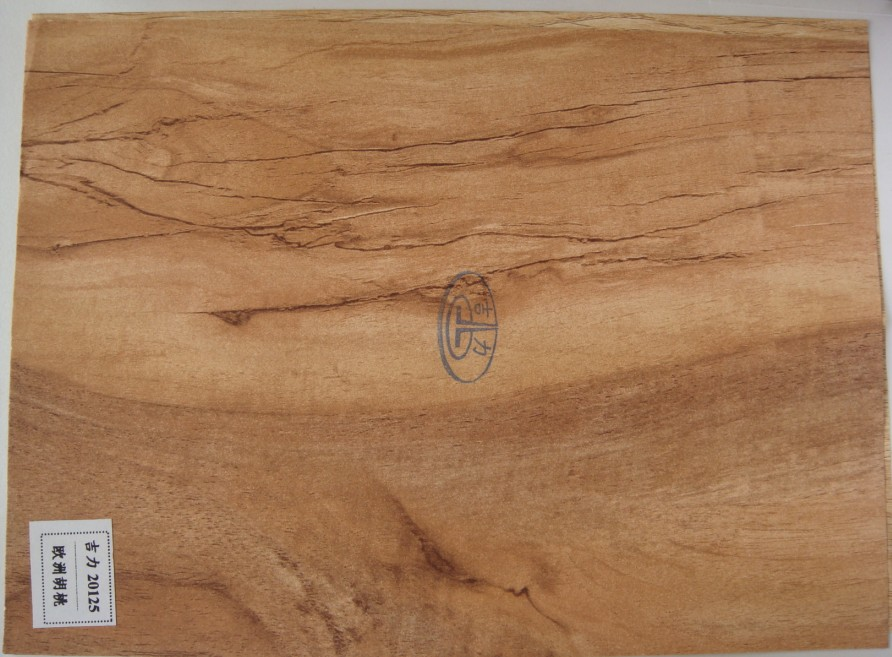 Laminate Floor Walnut 1 Single Strip Baibo