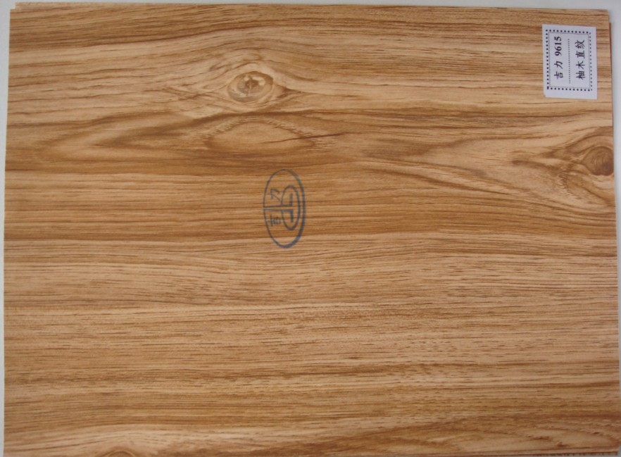 Laminate Floor Teak Baibo