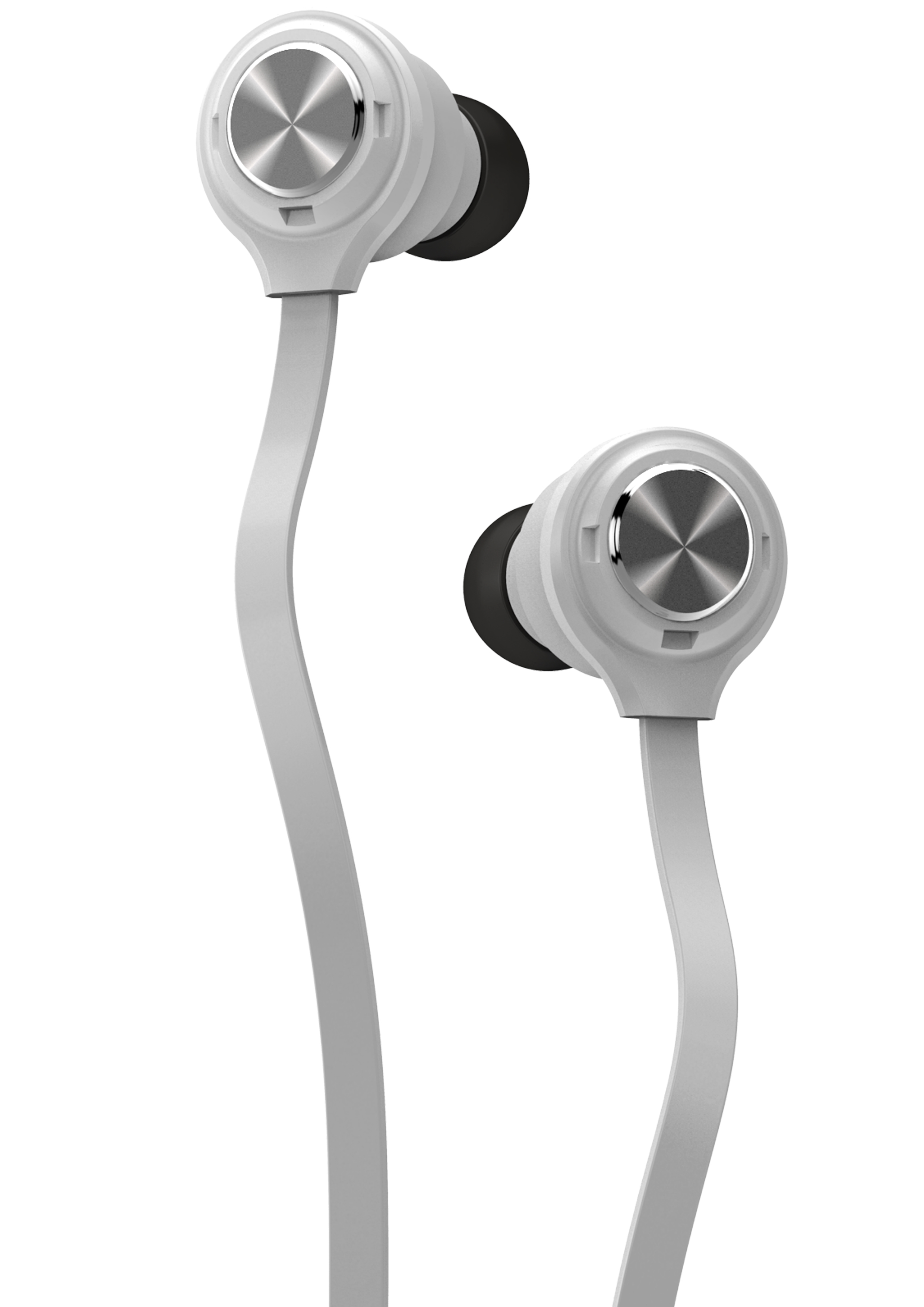 high quality stereo dual drivers earphone, headphine, headset