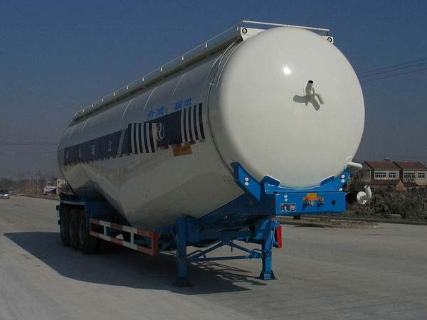 tank Trailer for construction material transport