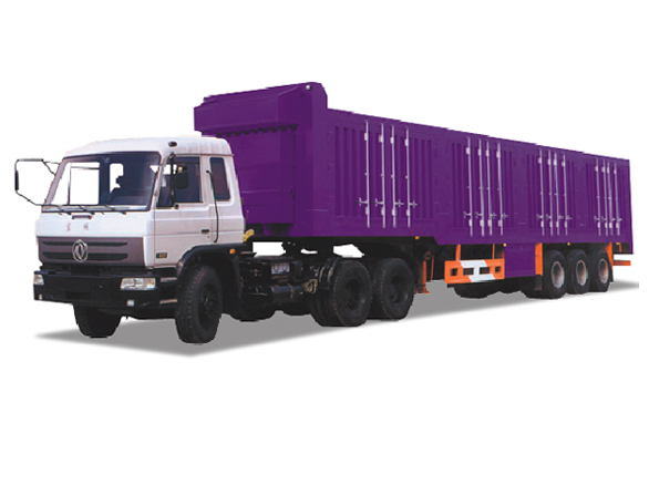 Hot selling fence semitrailer with beautiful performance