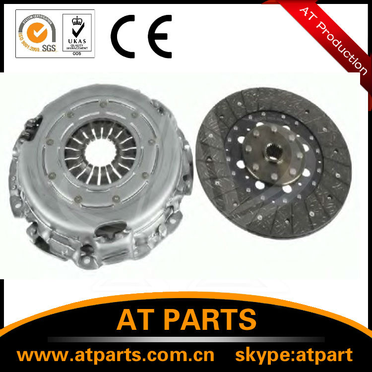 Unique clutch kit in auto clutch assembly