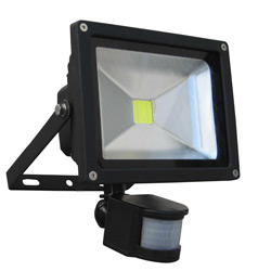 PIR Sensor 40W COB LED flood lamp waterproof IP65
