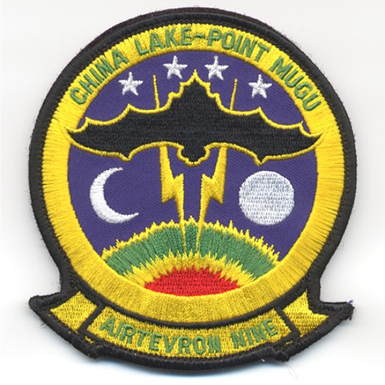 Military Patch and Badge