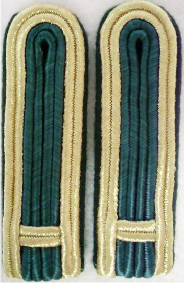Shoulder Boards, Shoulder Pads, Shoulder Ranks and Slipons