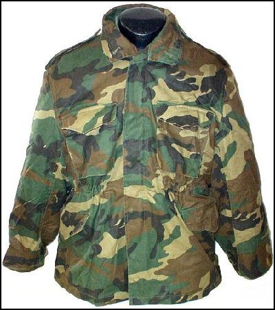 Military Uniforms and Military Wear