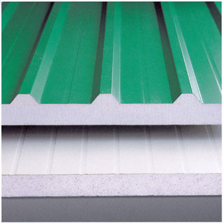 Metal EPS Sandwich Panel