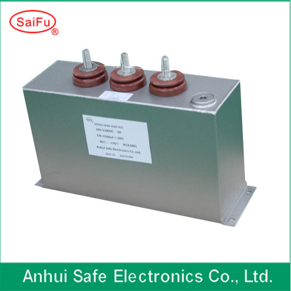Sale Metalized film Oil 250UF 2500VDC capacitor