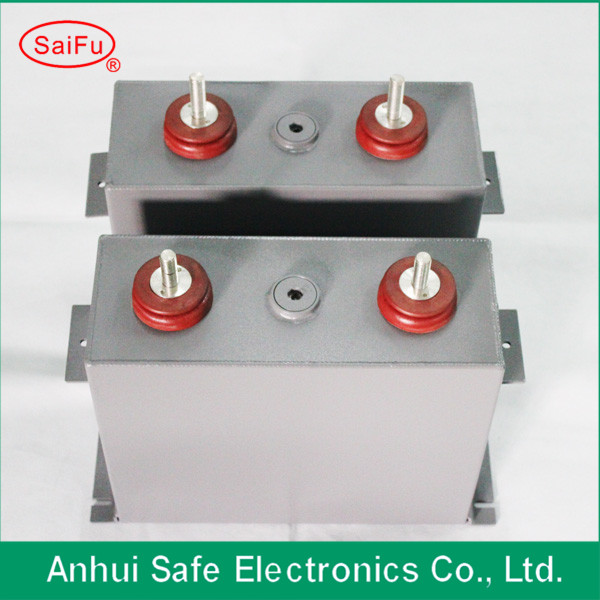 Hot sale New metalized film Oil filled capacitor