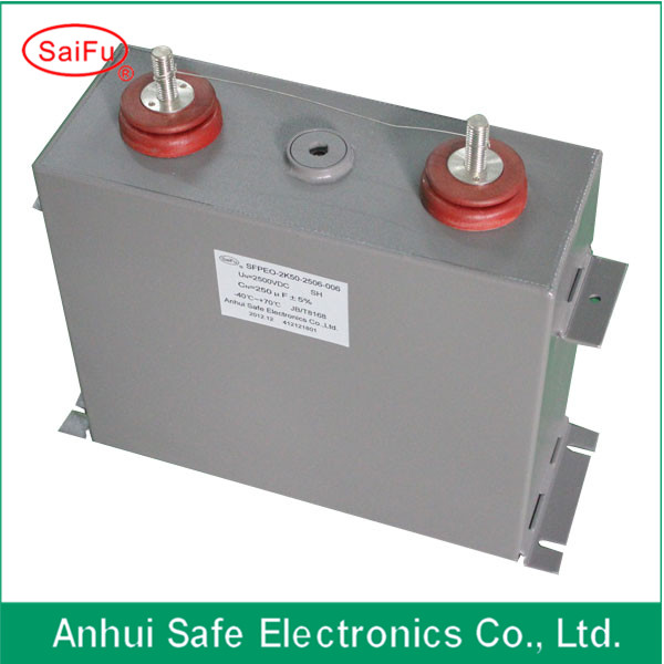 Oil Type  power  capacitor DC_LINK