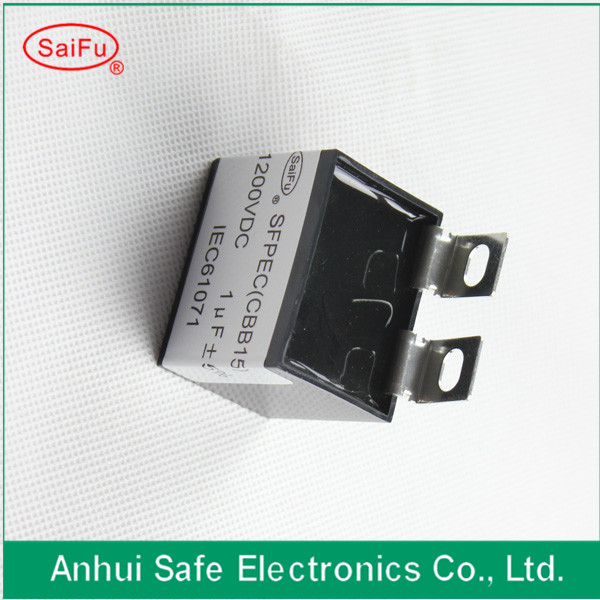 1UF 1200VDC snubber Capacitor Used for Inverter welding