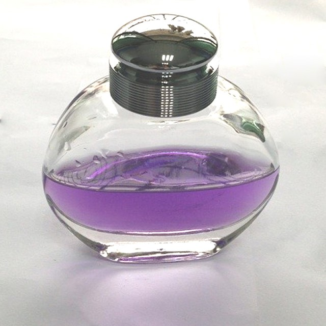 high quality perfume glass bottles in China