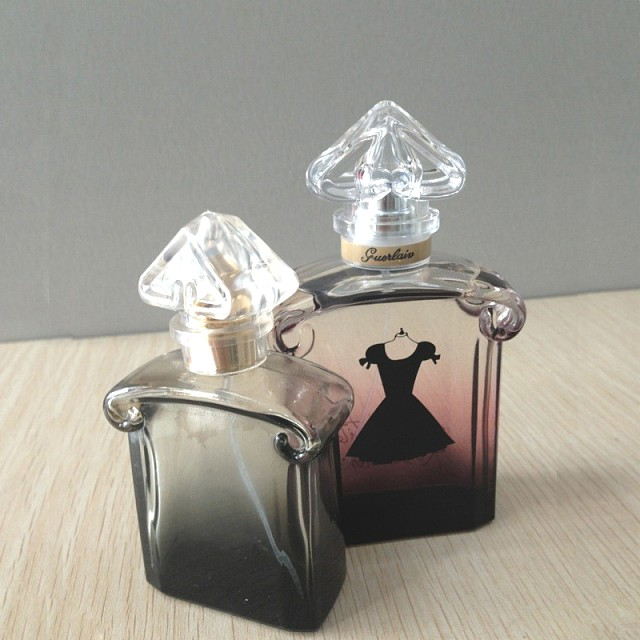 elegant perfume glass bottles in China