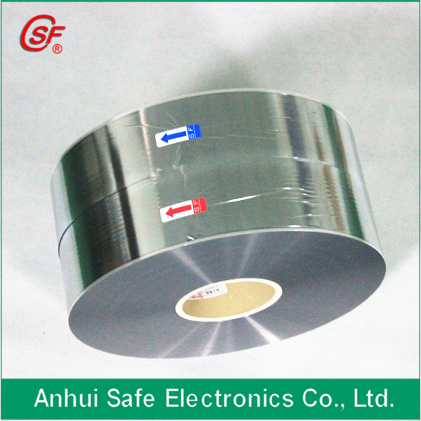 Al metallized polypropylene film