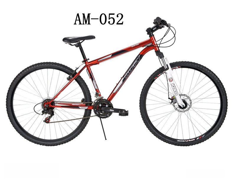 29-Inch Men's Mountain Bike, Mirror Red