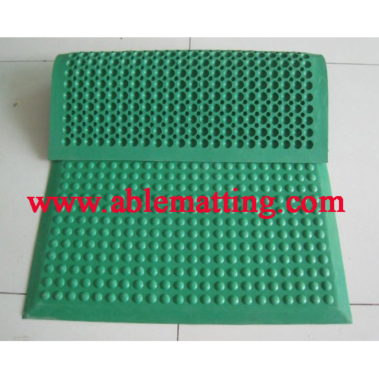 Anti-fatigue Floor Mat, Bubble Pattern (used in dry area)