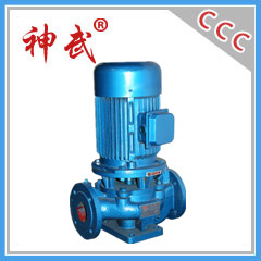 Pipeline Booster Pump