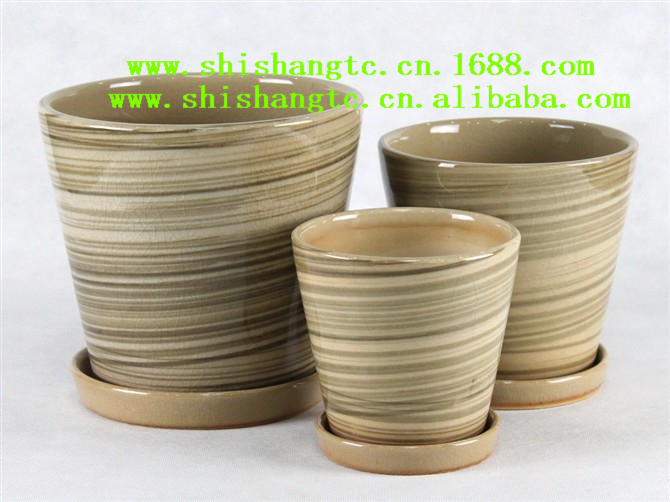 ceramic flower pots \ ceramic plantpots