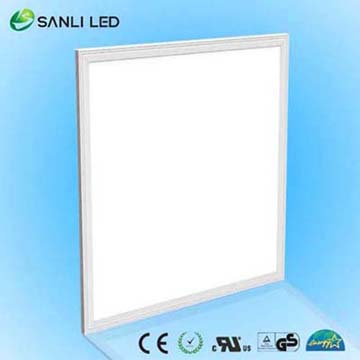Nature white square LED Panels 45W at size of 600*600mm,620*620mm,595*595mm with DALI dimmable & Emergency