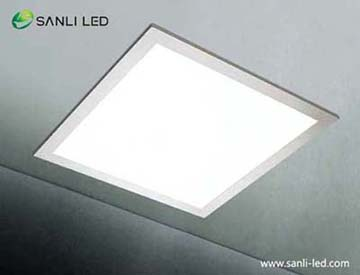 Cool white Square 620*620mm,600*600mm,595*595mm LED Panels 60W with DALI dimmable & Emergency