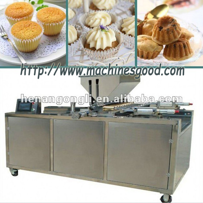 automatic cupcake machine