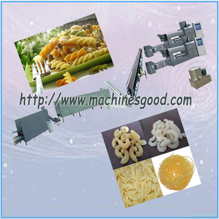 automatic pasta machine