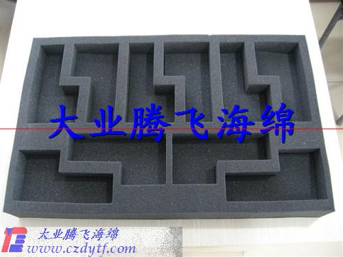 rubber packing foam