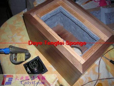 fishing box filter sponge ball
