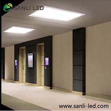30*60cm 30W 2850LM warm white LED Panels with DALI dimmer & Emergency